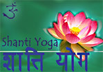 Website Shanti Yoga